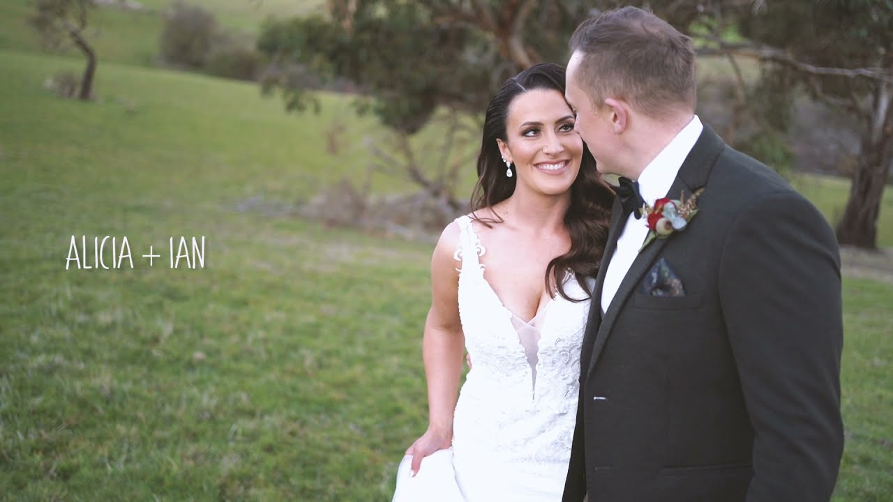 Alicia & Ian - Wedding Teaser