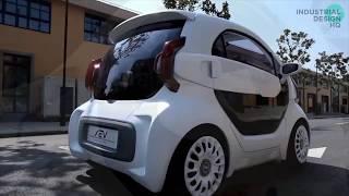 3D-Printed Electric Car | LSEV