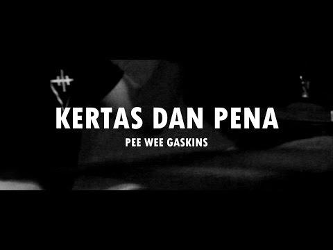Pee Wee Gaskins - Kertas Dan Pena (Drum Cover)