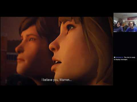 Let's Play Live! Life is Strange - PC: E3 - Crimix and Wolfie play Life is Strange on the PC thumbnail