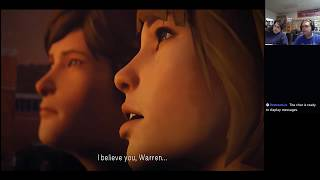 Let's Play Live! Life is Strange - PC: E3 - Crimix and Wolfie play Life is Strange on the PC
