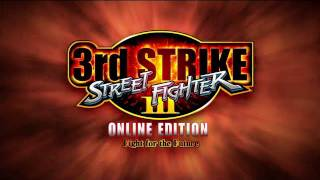 Street Fighter III: Third Strike Online Edition (PS3, Xbox 360)