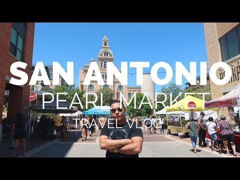Pearl Farmers Market Vlog | Tasting Local Flavors @ Pearl Brewery