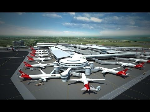 Sydney, Australia: Kingsford Smith International Airport