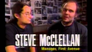 Profile of Minneapolis' First Avenue club on New Music News (1990)