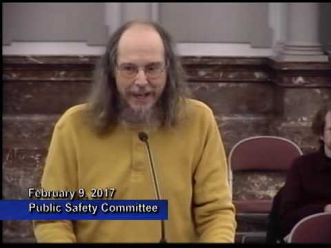 Public Safety Committee - February 9, 2017