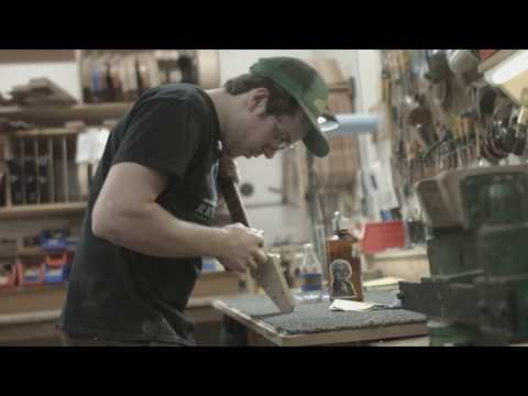 Rick Turner Guitars - The Making of the Model 1 | The North American Guitar