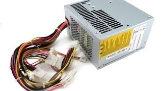 How To Replace or Install HP Pavilion Desktop Power Supply