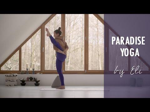 PARADISE Yoga   YOGA By Eli