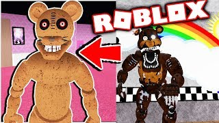 FNAF Before Aftons Family Diner RP! Five Nights at Freddy's Roblox RP