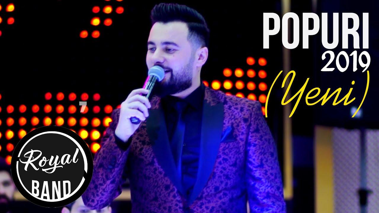 Rubail Azimov & RoyalBand - POPURI 2019 (Music Video)
