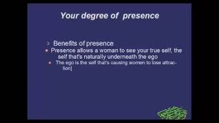 How to be Present & Unreactive with Women | How to Become Attractive to Women | PUA Breakdown