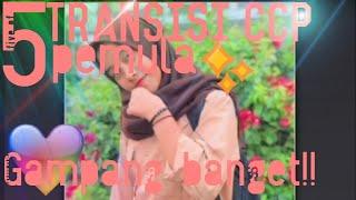 Download 5 TRANSISI CCP||PEMULA||GAMPANG BANGET!!#CARA Mp3