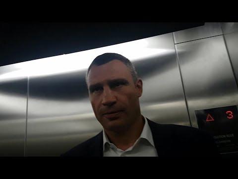 Як Кличко поїхав за кордон, а опинився… у Ахметова