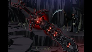 AQWorlds Infernal Caladbolg Quests