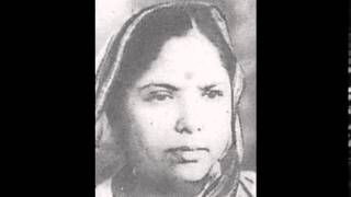 Parul Ghosh - Bhai Roothe Bhabhi Manaye - Insaan (1944)
