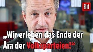 Kommentar von Nikolaus Blome zur Bayern-Wahl