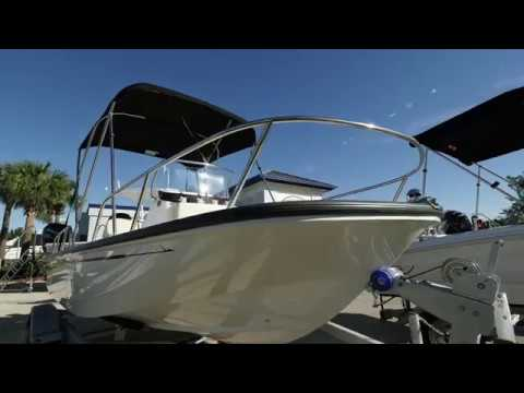 2018 Boston Whaler 15 Montauk Boat For Sale at MarineMax Ft. Myers