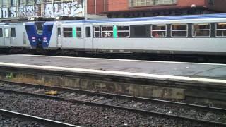 Arrivée Ter Z2 Boussens-Toulouse Matabiau à 8h22
