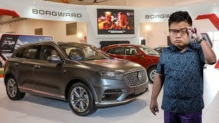 FIRST LOOK: Borgward BX5 and BX7 in Malaysia - brand, looks, quality, price?