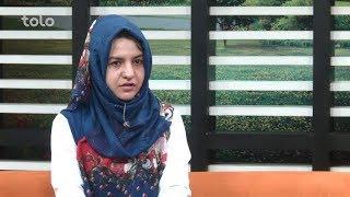 بامدادخوش - سخن زن - مهندس حبیبه زرین درباره شهرک که دیزاین کرده صحبت میکند
