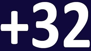 ПОЛНЫЙ УРОК 32 - ПРАКТИКА и УПРАЖНЕНИЯ. ГРАММАТИКА АНГЛИЙСКОГО ЯЗЫКА С НУЛЯ. АНГЛИЙСКИЙ ЯЗЫК. УРОКИ