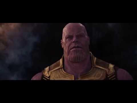 Marvel Studios' Avengers: Infinity War Trailer Fan Made (King of Pain)