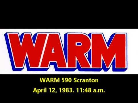 590 WARM Scranton, Pa. 1983