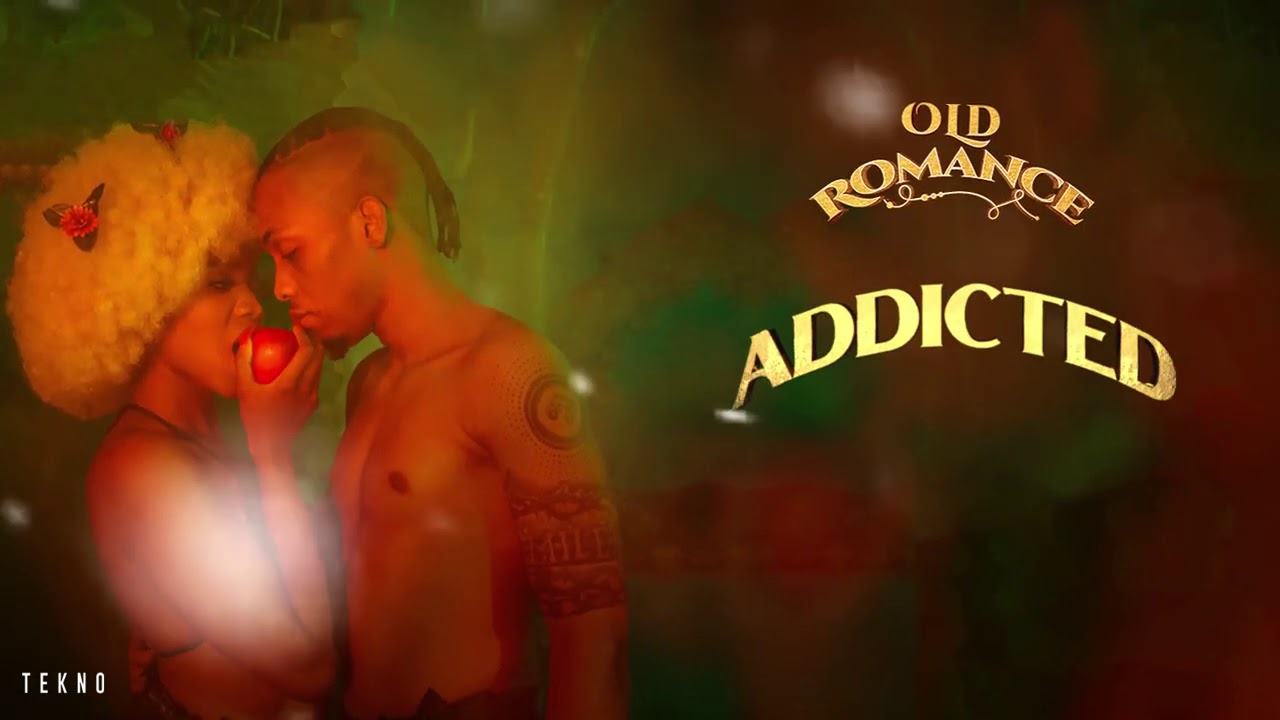 Download Tekno - Addicted (Visualizer)