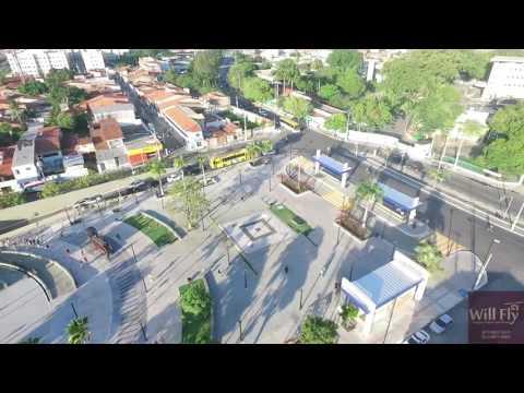 Maracanaú Ceará Visto de Cima com Drone