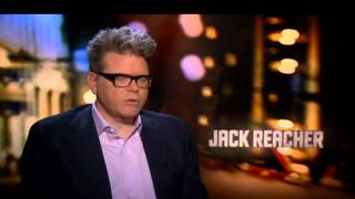 Jack Reacher - Christopher McQuarrie Part 1