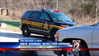 Clermont County animal shelter changes hands