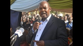 Ranguma calls for peace in Kisumu, assures Muslim community that their businesses are secured