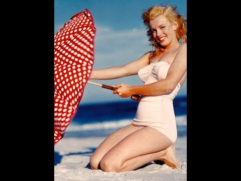 d0efe373dc3 40 Iconic Moments of Marilyn Monroe in Bikini and Swimsuit From Between the 1940s  and 1960s