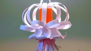 Kandil   Paper Lantern   How to Make Kandil   Akash Kandil   Diwali Decoration