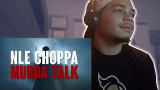 NLE Choppa - Murda Talk (Official Music Video)   REACTION!