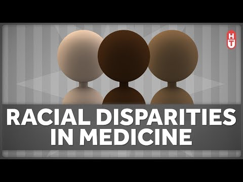 Racial Disparities in Healthcare are Pervasive