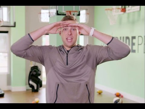 "CMT's Dude Perfect Show - Get To Know Cody Jones, ""The Tall Guy"""
