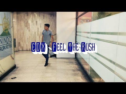 EDX - Feel The Rush | Shuffle Dance #60