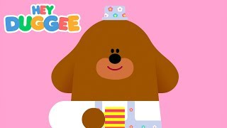 The Treehouse Badge - Hey Duggee Series 2 - Hey Duggee