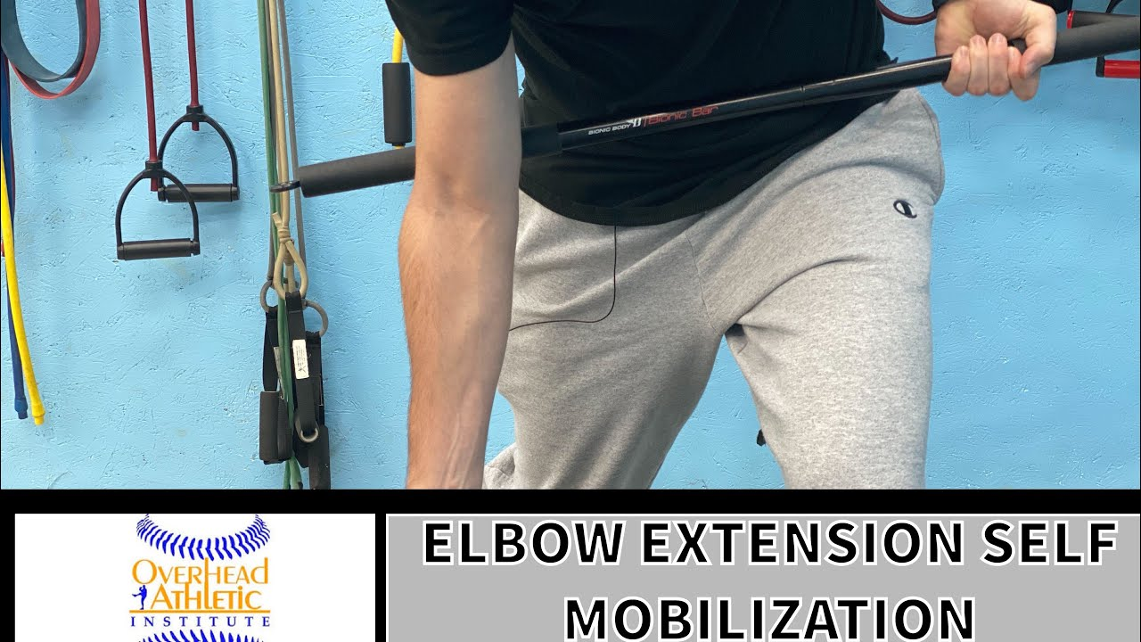 Elbow Extension Self Mobilizations and Stretches