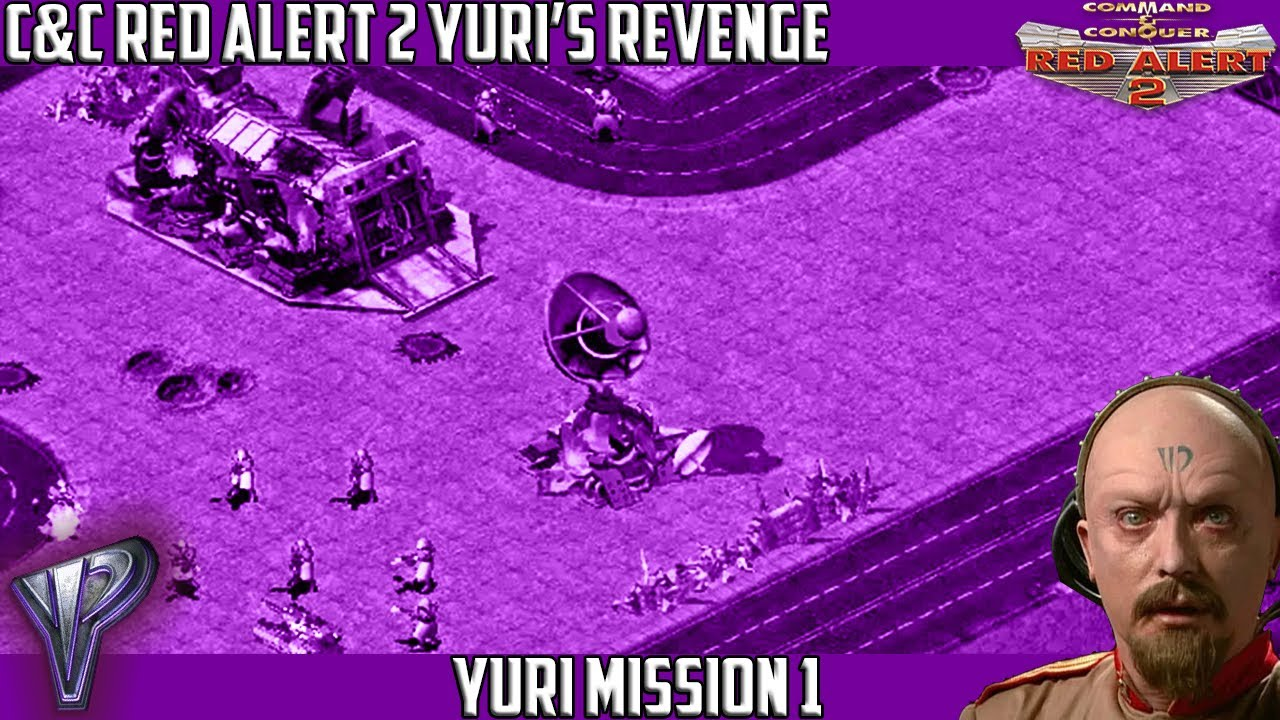 command and conquer red alert 2 yuris revenge free download