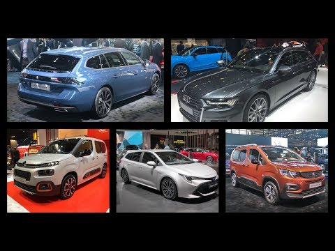 Reportage : le top 5 des anti-SUV - En direct du Mondial de