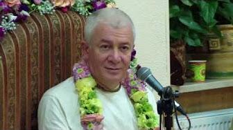 Бхагавад Гита 12.8 - Чайтанья Чандра Чаран прабху