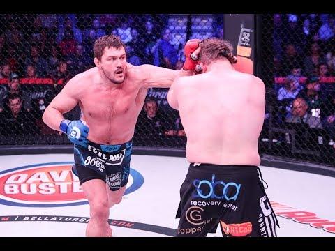 Bellator 194: Matt Mitrione vs. Roy Nelson Highlights - MMA Fighting