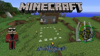 Minecraft Ars Magica 2 1.2 ~ Life Guardian + Mithion Commentary