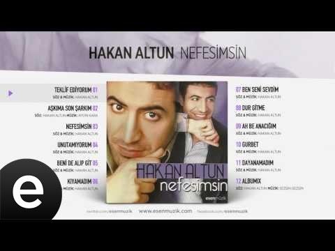 Teklif Ediyorum (Hakan Altun) Official Audio #teklifediyorum #hakanaltun - Esen Müzik