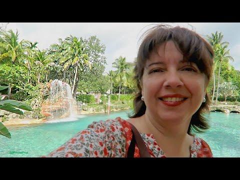 South Florida: Biltmore Hotel, Venetian Pool, The Barnacle, Vizcaya Museum & Gardens