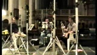 Drie trompetten en kerkorgel: Mijn Gebed