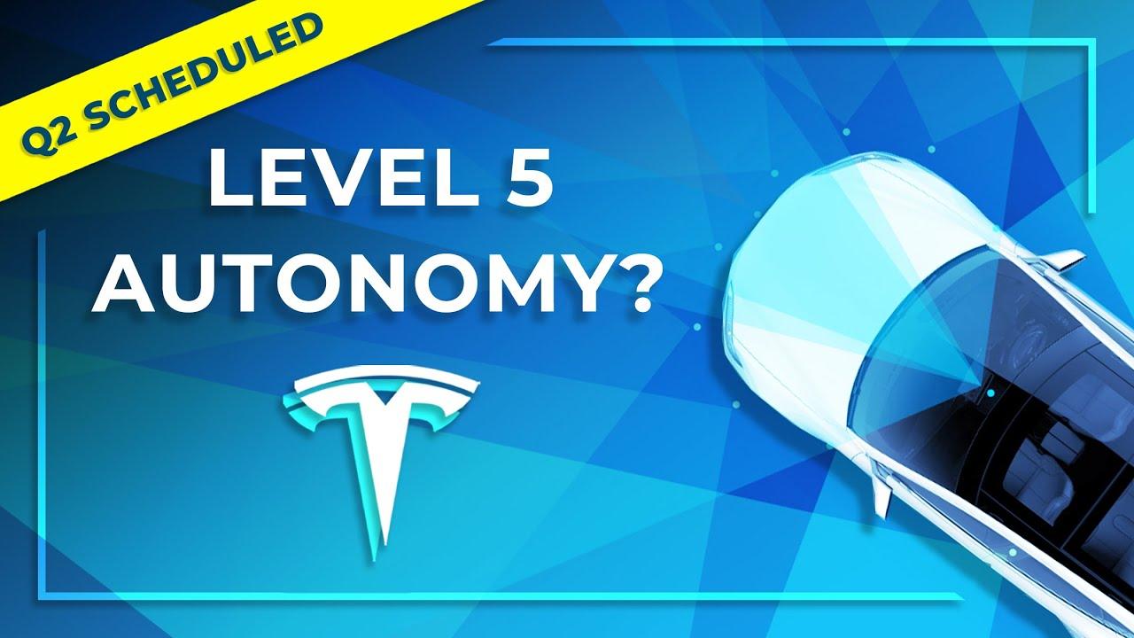 Elon Musk Comments on Tesla Autonomy, Tesla Schedules Q2 TSLA Earnings Report